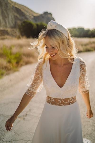 Colección de vestidos de novia Road Trip 2021