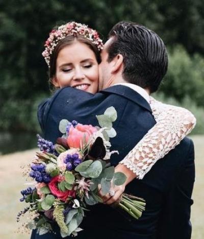 Tocados para novia. Un toque de estilo