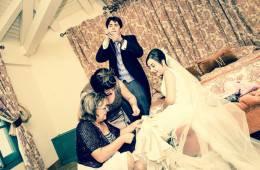 Seis recomendaciones para ponerse el traje de novia