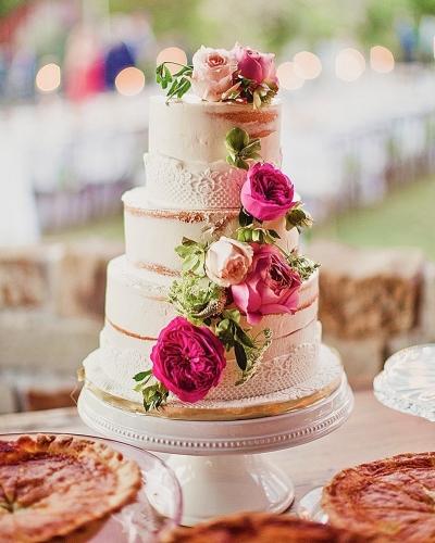 Cómo escoger tu tarta de boda