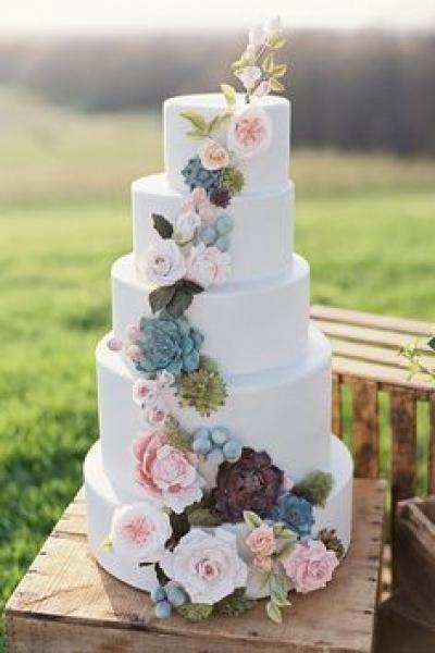 Eligiendo mi tarta de bodas