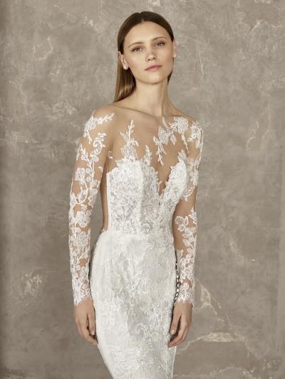 10 vestidos de novia de encaje