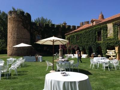 Las 10 mejores fincas para bodas de Castilla y León