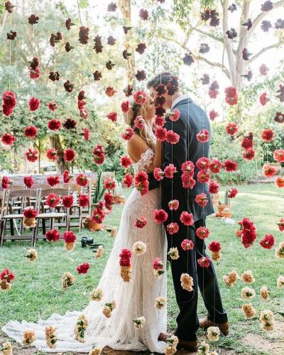 Ideas de decoración para una boda en San Valentín