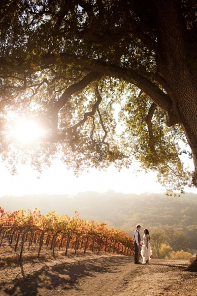 Casarse en otoño, la mejor idea