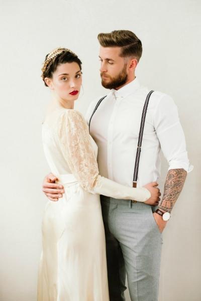 La boda vintage soñada