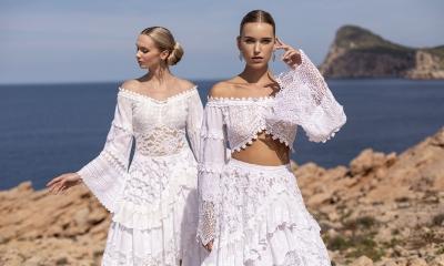 Ibiza inspira los vestidos de novia más hermosos en este 2021