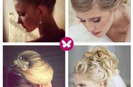 10 Peinados de novia espectaculares