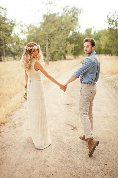 Consejos para salir guapos en las fotos de tu boda