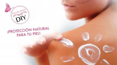 DIY: Protección solar para tu piel