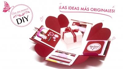 DIY: ¡Sorprende a tu pareja en San Valentín!