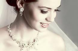 Ideas de zarcillos para la novia en el día de su boda