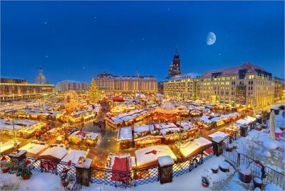Viajes de luna de miel en Navidad