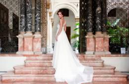 White 2015, la última colección de novia de Iván Campaña