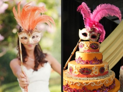 Una boda de carnaval