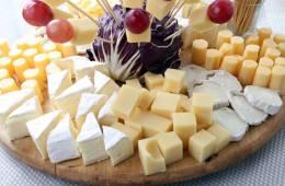 Cómo sorprender con la mesa de quesos