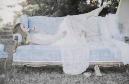 La novia vintage de ImmaClé en su colección 2015