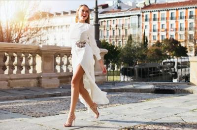Raque López Atelier presenta su nueva colección en Atelier Couture