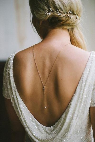 Cómo elegir las joyas de las novias