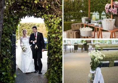 10 fincas al Sur de Madrid para celebrar tu boda