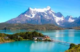 Una luna de miel ardiente por volcanes y lagos de Chile