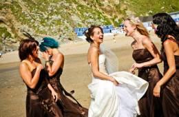 10 cosas que no debes hacer en una boda… si eres la dama de honor