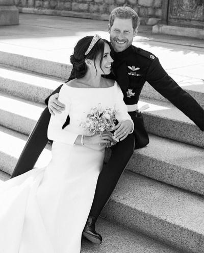 Todos los detalles de la boda del príncipe Harry y Meghan Markle