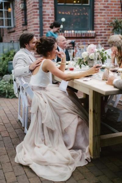 Las bodas íntimas son tendencia (y en los próximos meses más que nunca)