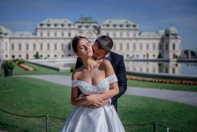 Aumento de pechos antes de la boda