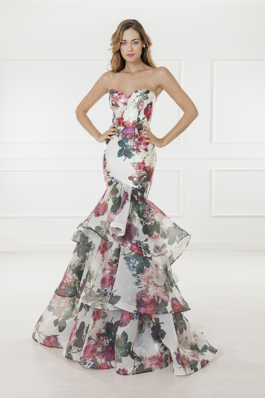 Vestidos para bodas flamencas