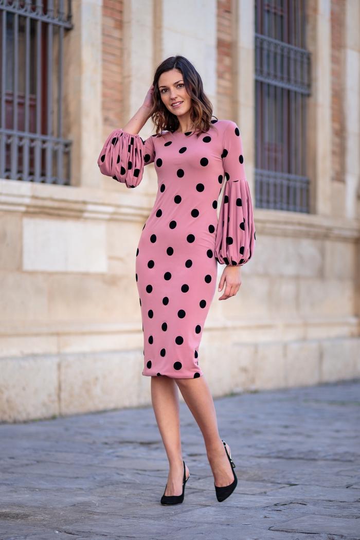TodoBoda.com - 10 vestidos de fiesta con aires flamencos