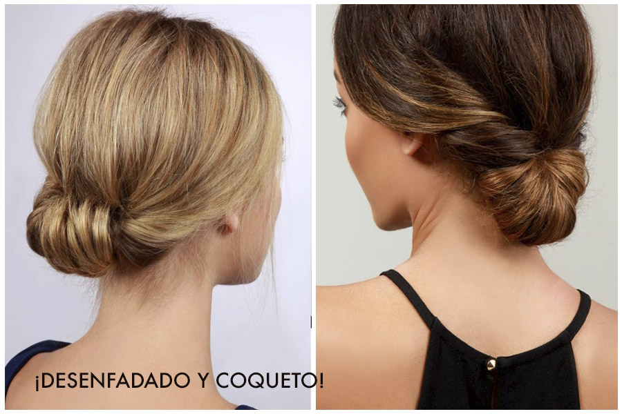 Idea cabello original boda novia