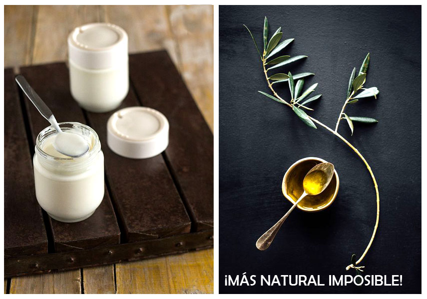 Idea original natural ingredientes belleza esttica