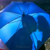 El Paraguas Azul