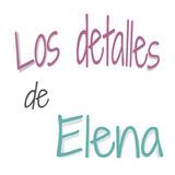 Lo detalles de Elena