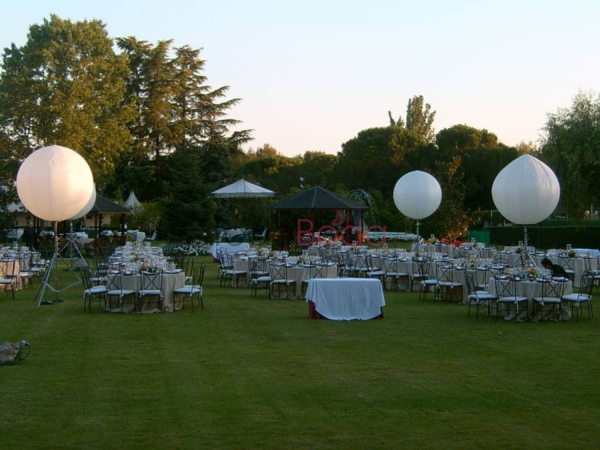 club villa real bodas al aire libre madrid