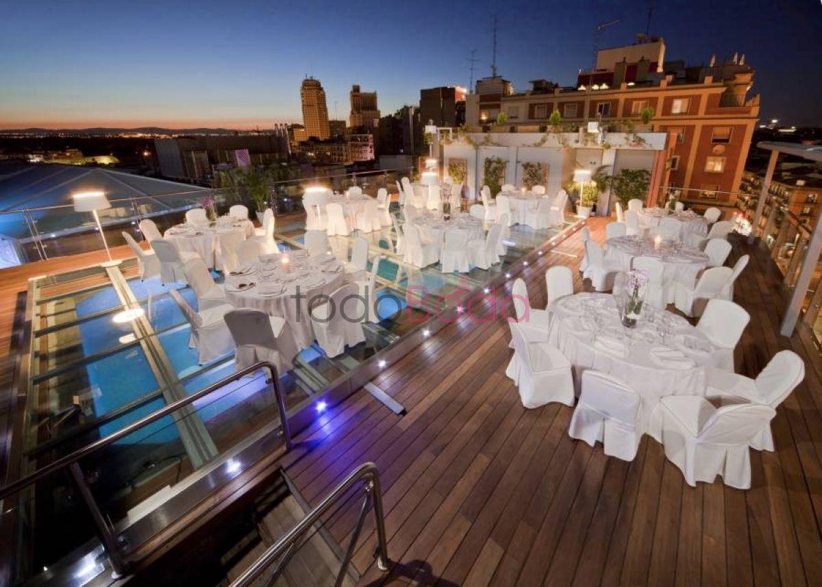 Matrimonio Simbolico Santo Domingo : Todoboda bodas íntimas casarte en una terraza madrid