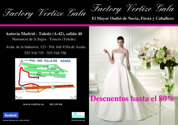 Vestidos de novia en yuncos toledo