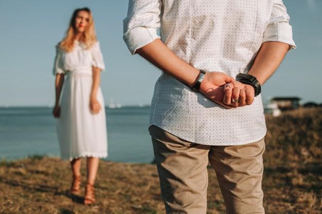 Propuesta de matrimonio en la playa- Todoboda