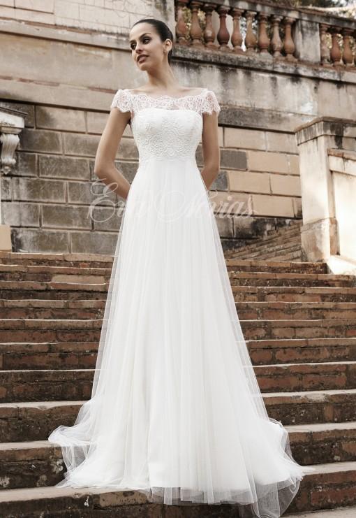 TodoBoda.com - 10 vestidos de novia línea A 0dc5aeb7d5db