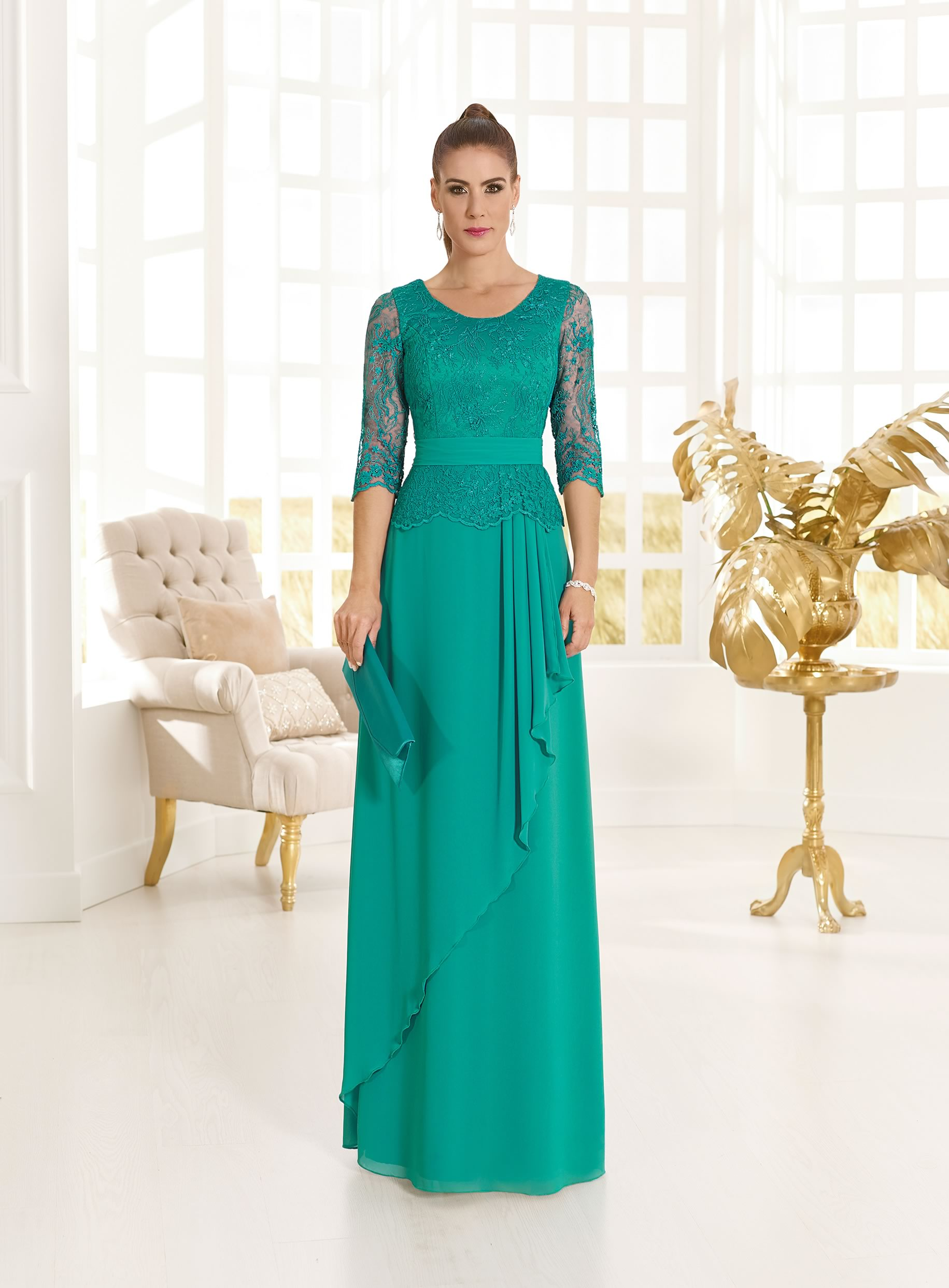 TodoBoda.com - 10 vestidos de fiesta para bodas de tarde-noche