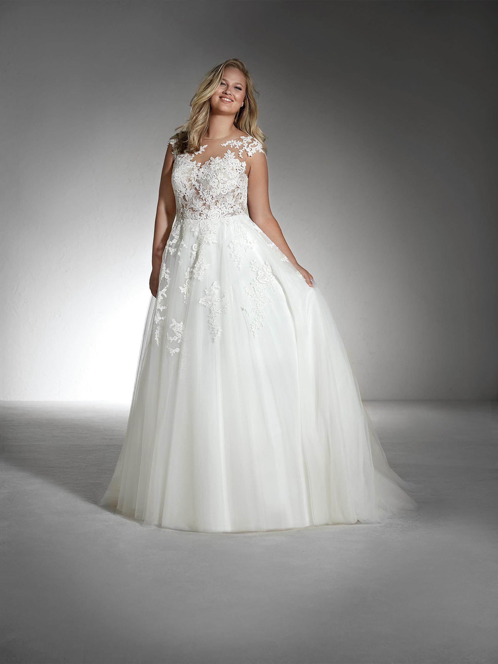 Tiendas vestidos de novia tallas grandes madrid