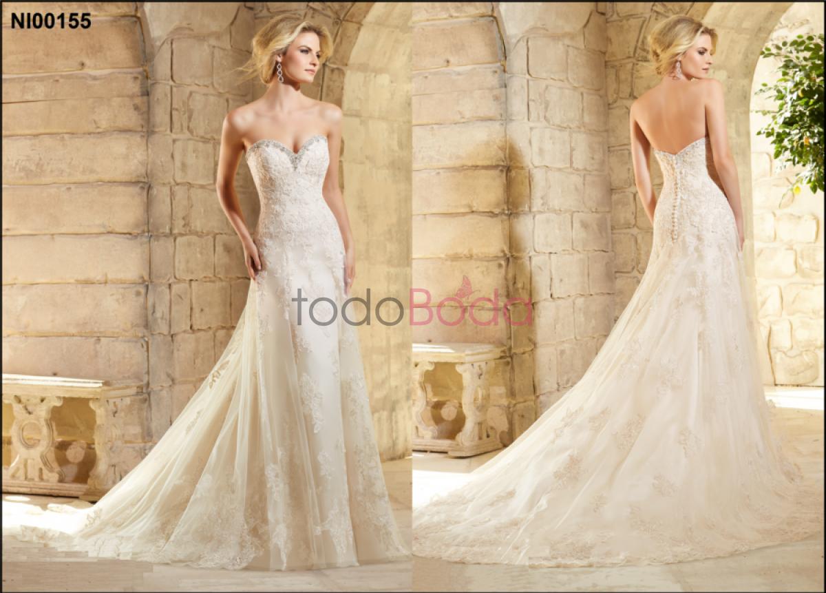 Vestidos novia en murcia
