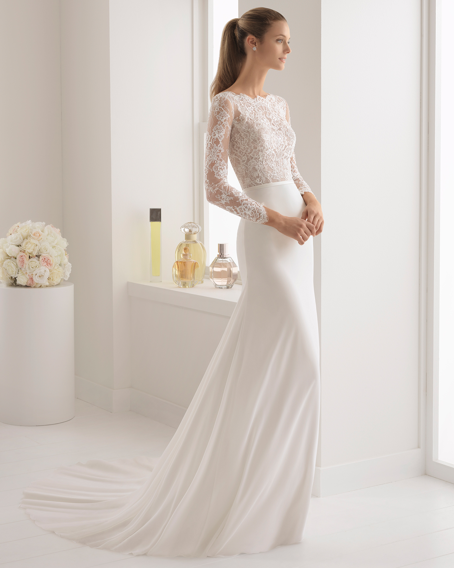 Vestidos de novia calle valencia barcelona