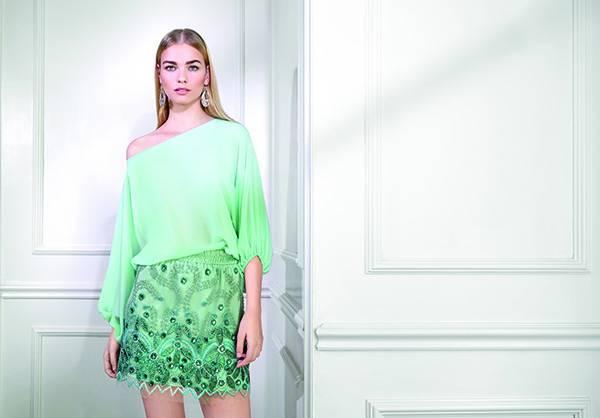 4f980b7dd Matilde Cano siempre tiene las claves para vestir a la invitada perfecta.  Por eso