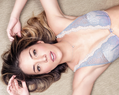 lenceria alice capello intimissimi