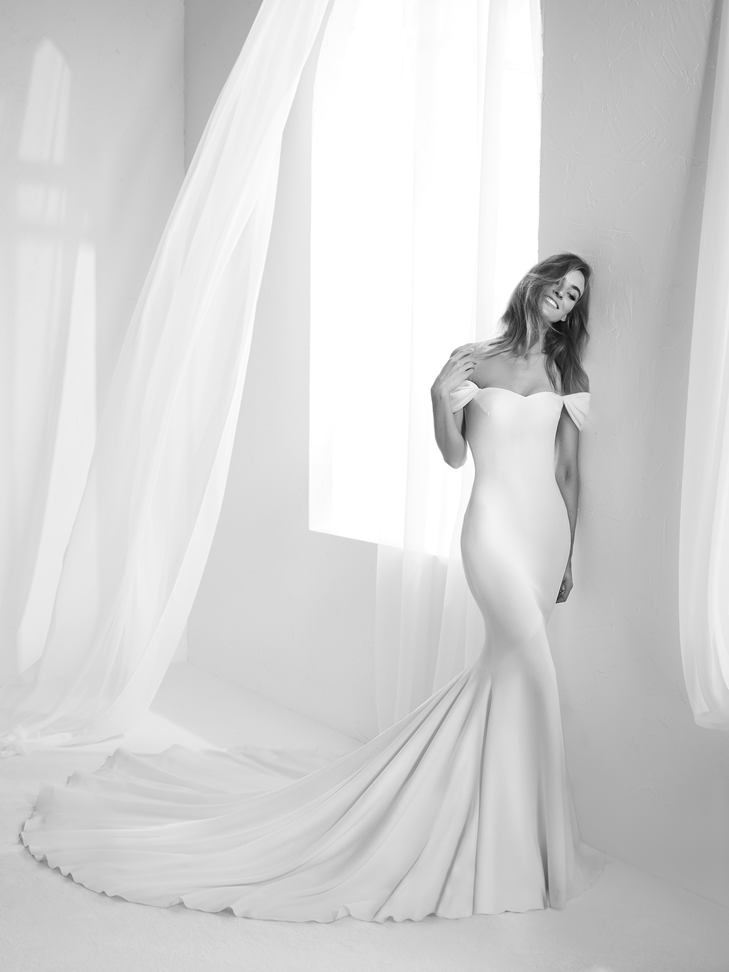 ATELIER PRONOVIAS PREVIEW COLLECTION 2018 RACIELA DRESS