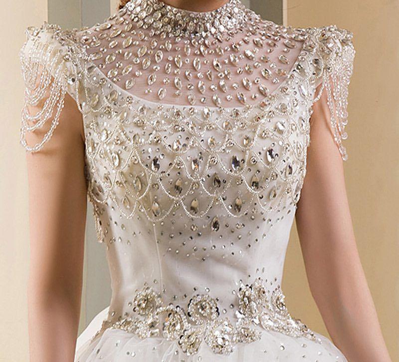 TodoBoda.com - Los vestidos de novia más caros del mundo cf10e8d3858