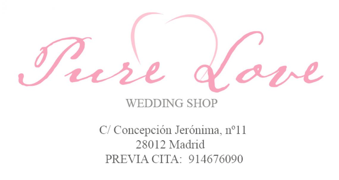 Pure Love Wedding Shop