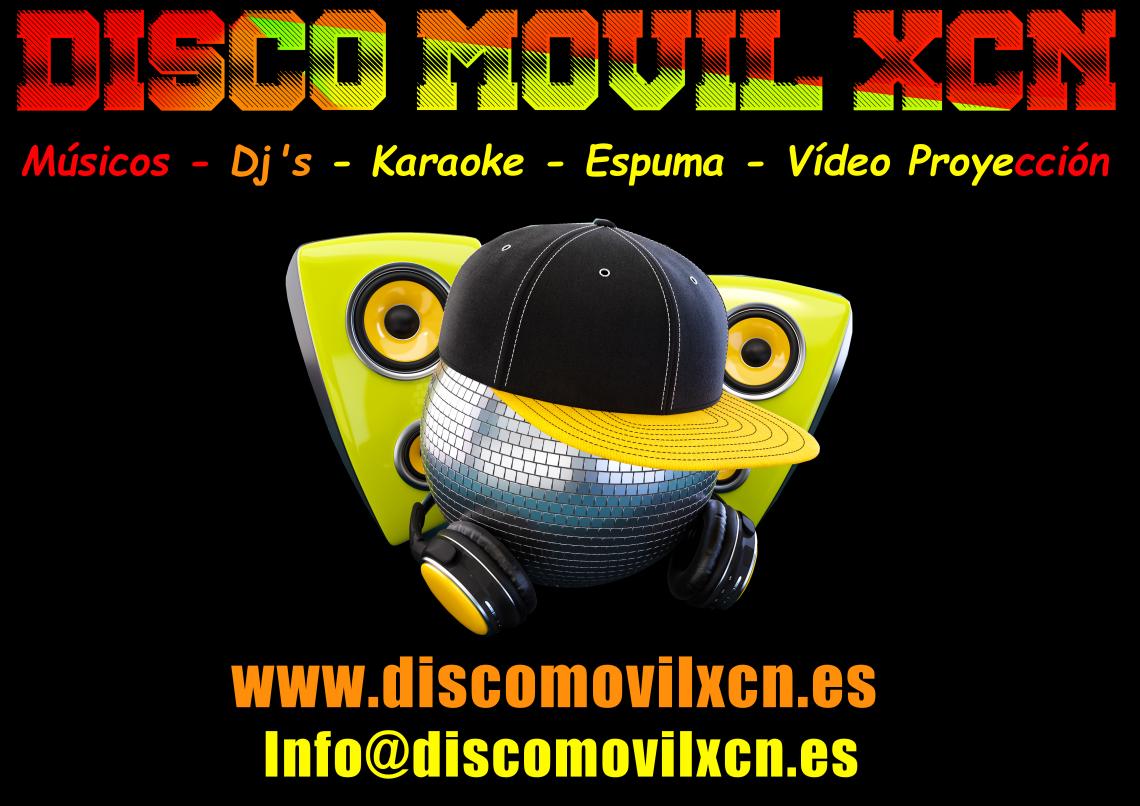 Disco Móvil Xcn